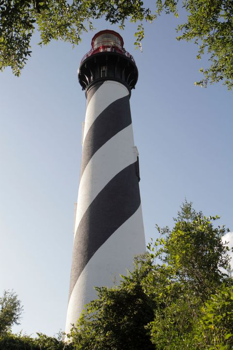 most haunted places st augustine lighthouse