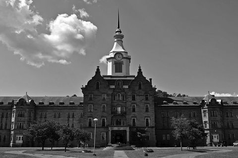 most haunted places trans allegheny lunatic asylum