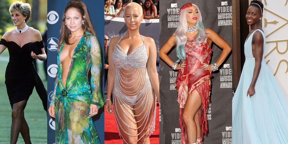 Most iconic dresses