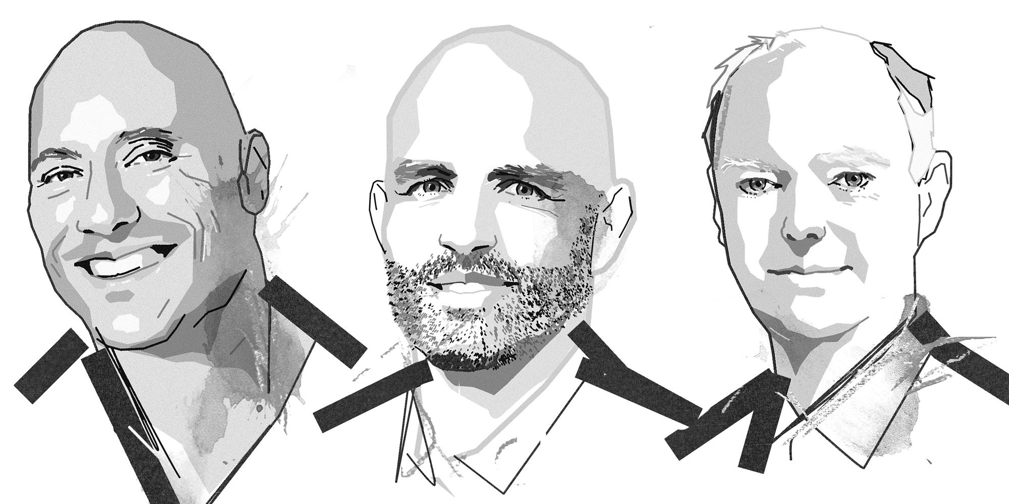 The 13 Most Influential Men In Health & Fitness