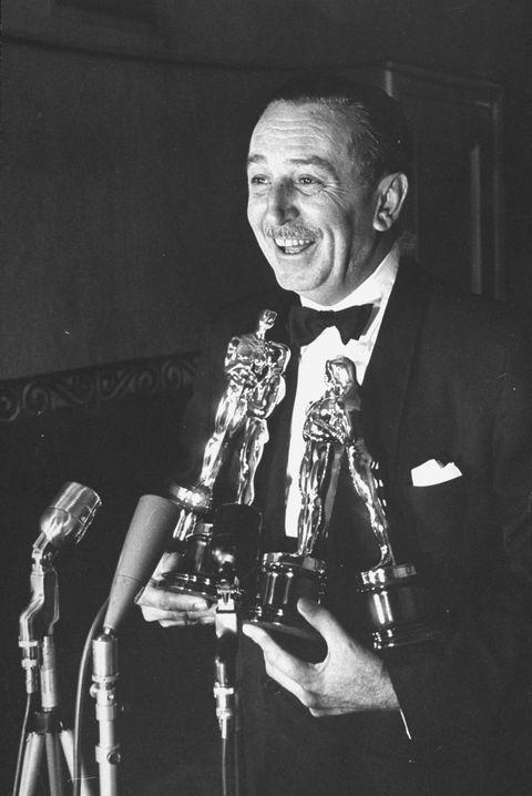 Most Oscars Won Walt Disney