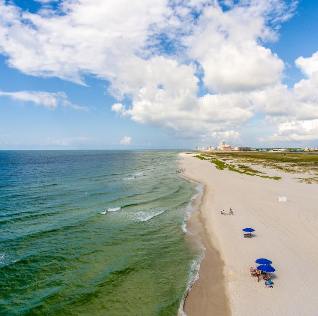 most picturesque beach towns us