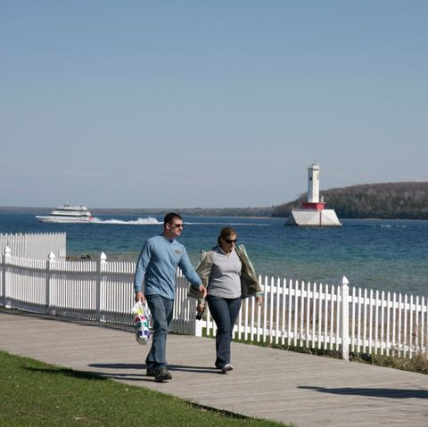 most picturesque beach towns us mackinac