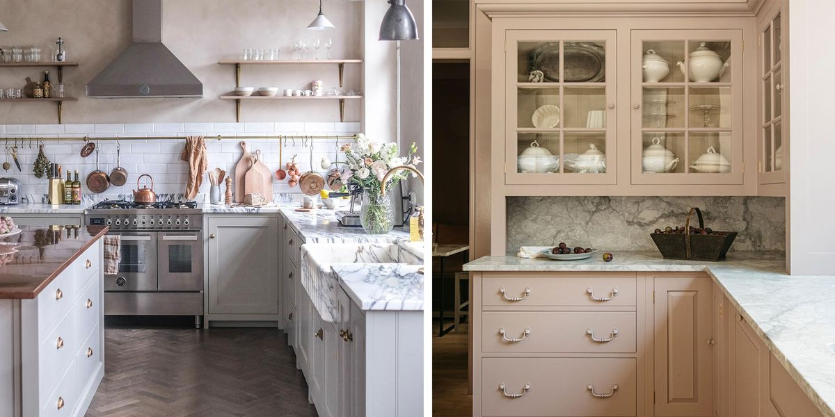 The top 10 most popular kitchen colours of 2021