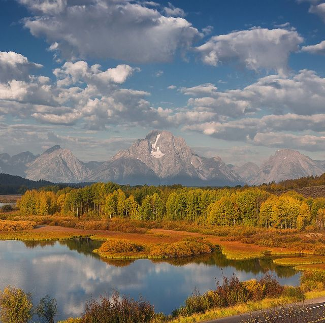 most scenic drives in america- beautiful drivesin the usa