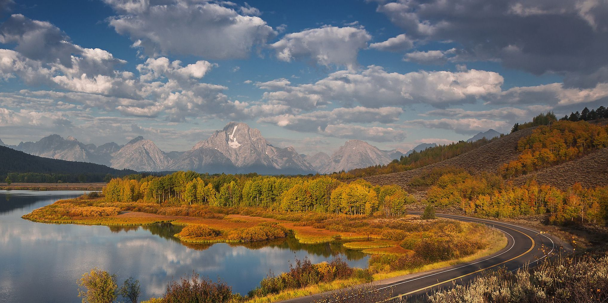 The 60 Most Scenic Drives in America
