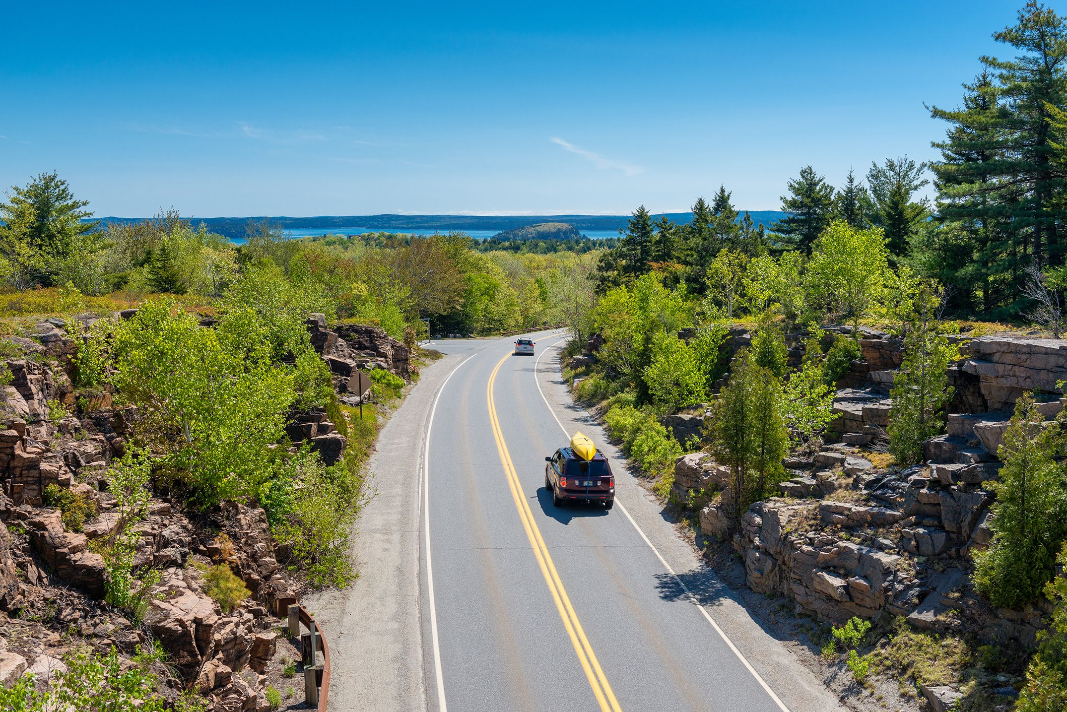 60 most scenic drives in america - beautiful drives in the usa
