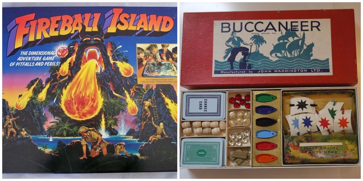 10 Most Valuable Board Games You Could Have At Home Antique Board Games