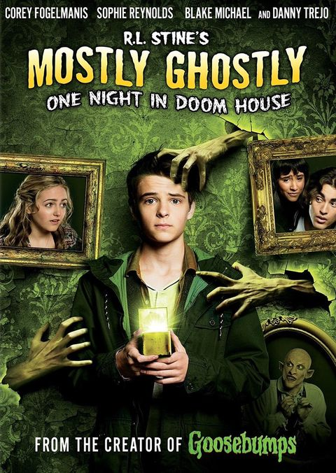 rl stine's most ghostly one night in doom house
