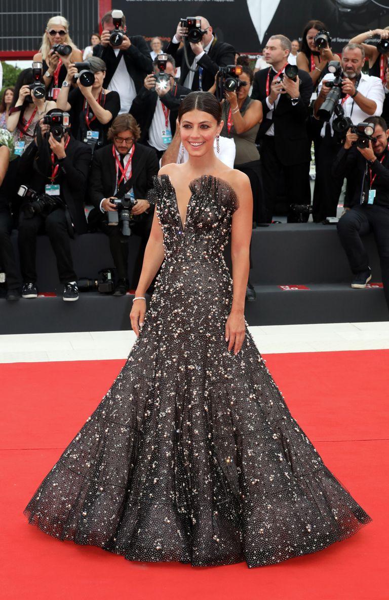 Alessandra Mastronardi Madrina del festival del cinema di venezia. THEWEBCOFFEE