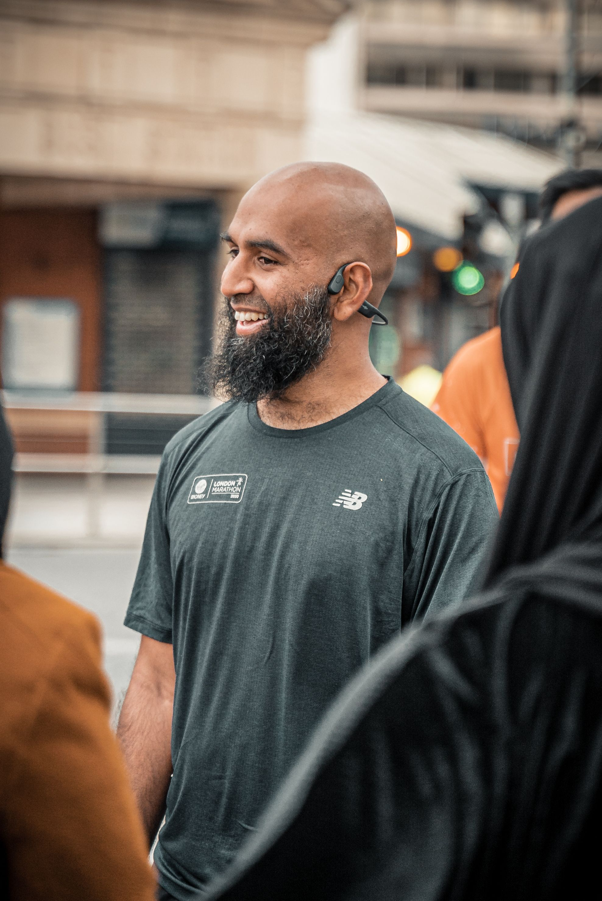 This runner ran 161.5 miles while fasting during Ramadan and has raised £55,000 for charity