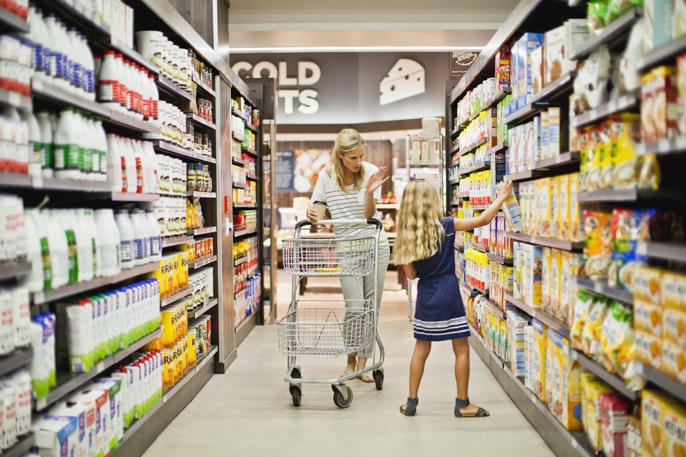 The 12 Most Genius Grocery Shopping Tips Of All Time