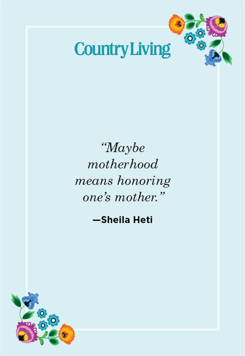 Quote from Sheila Heti