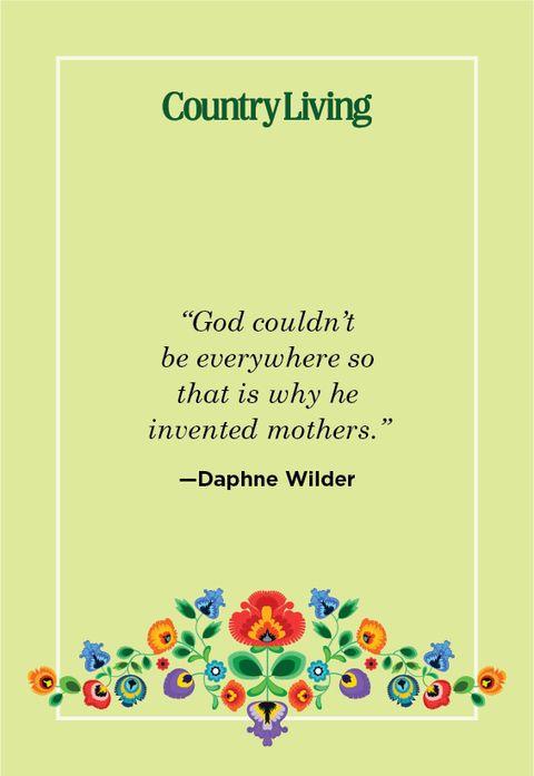 Quote by Daphne Wilder