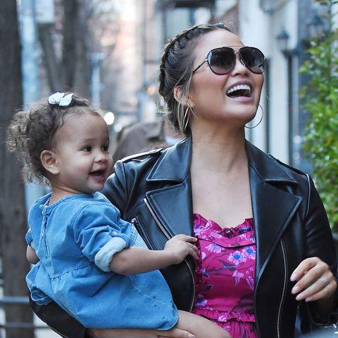 Mother Daughter Quotes Chrissy Teigen Luna Stephens
