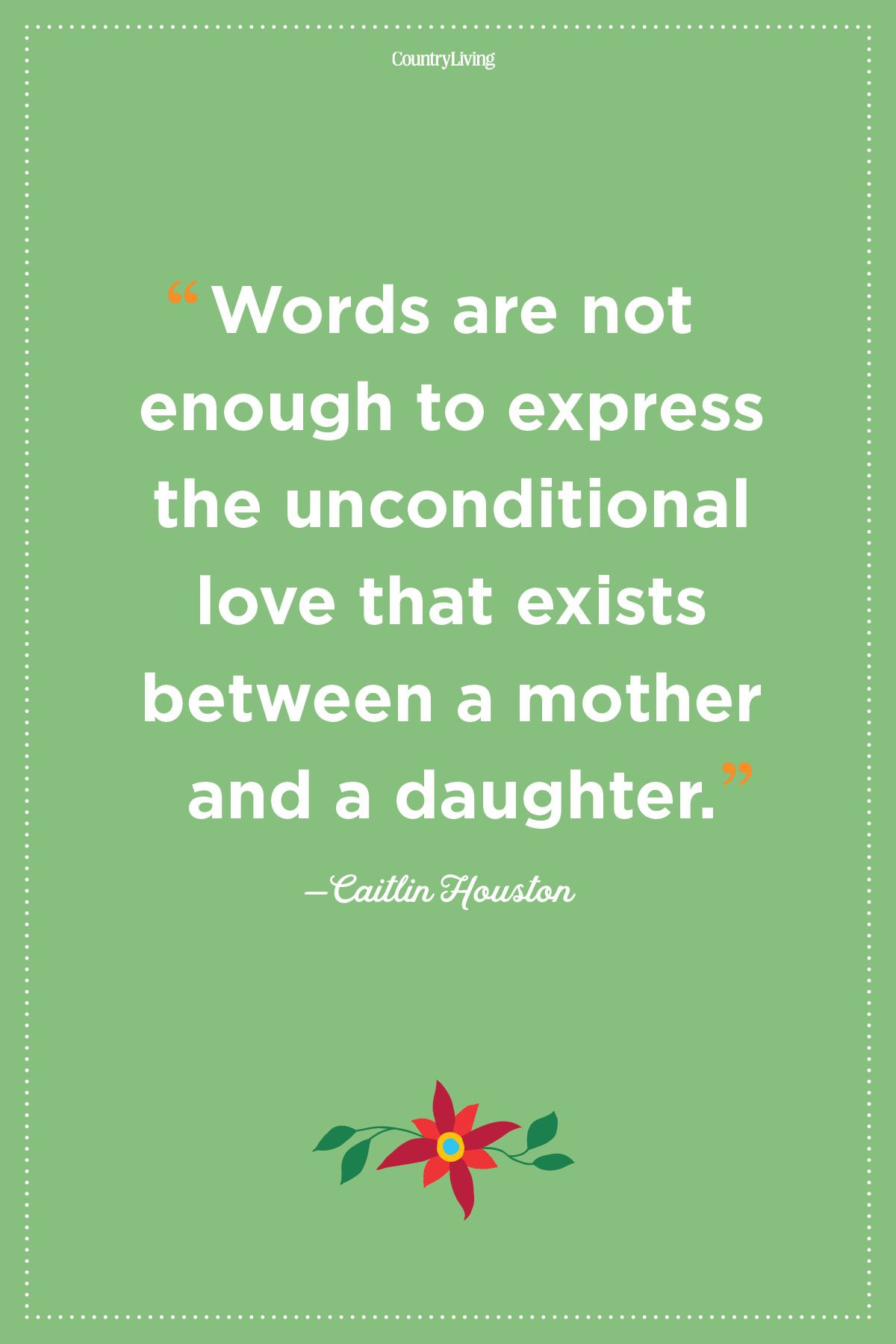 48 Mother and Daughter Quotes - Relationship Between Mom and