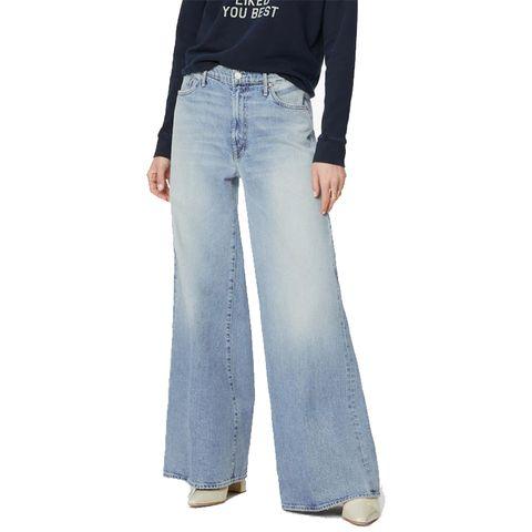 Mother denim losse jeans