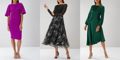 Best mother of the bride outfits uk