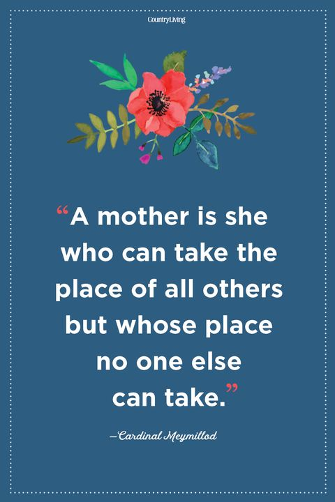 mother quote -a mother is she