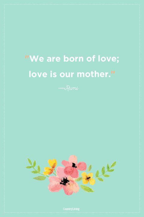 Rumimotherhood quotes mom