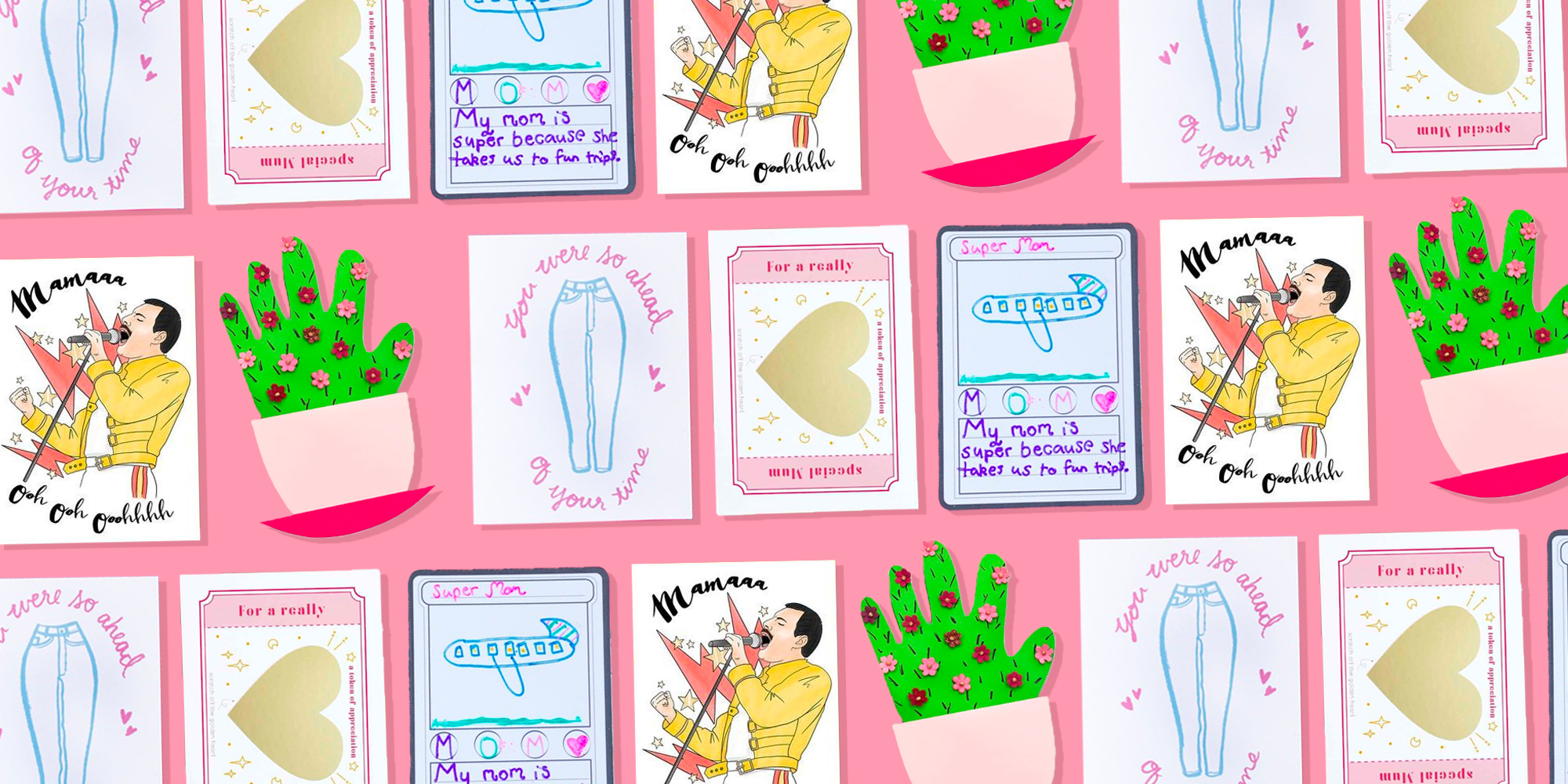 15 Homemade Mother S Day Card Ideas Diy Cards For Mother S Day
