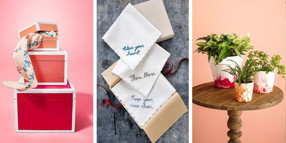 10 Homemade Motheru0027s Day Gifts Sheu0027ll Love & 10 Homemade Motheru0027s Day Gifts from Kids - DIY Motheru0027s Day Gift Ideas