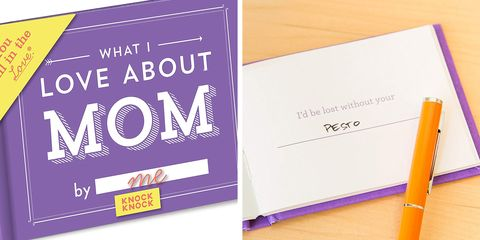 This $10 Journal Is Guaranteed to Make Your Mom Cry on Mother's Day