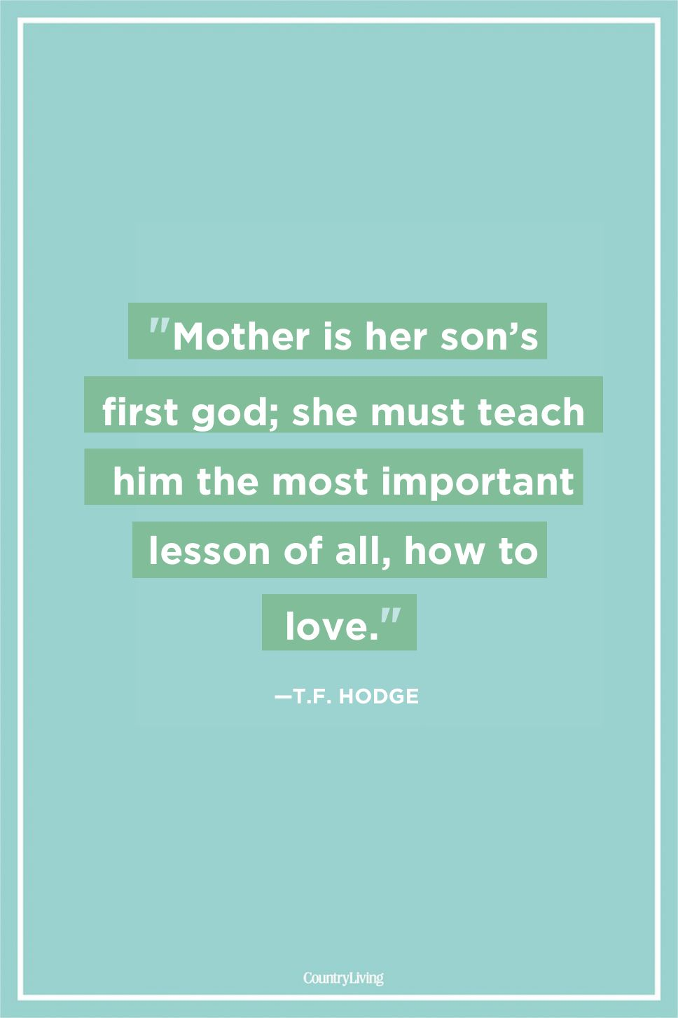 47 Best Mother Son Quotes Mom And Son Relationship Sayings