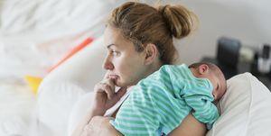 cosas que pasan tras el parto que nadie cuenta