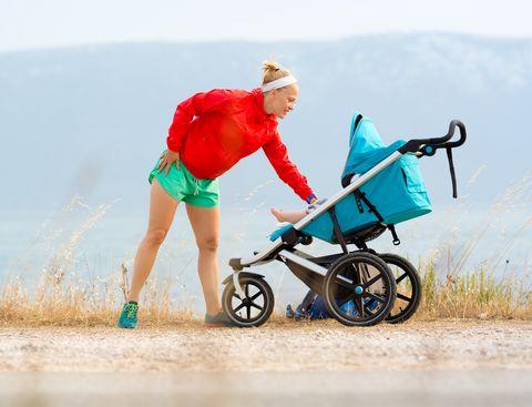 Breastfeeding Runners