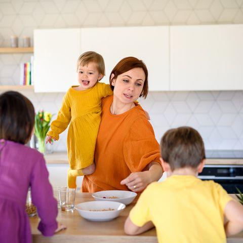 quarantine parenting style stress