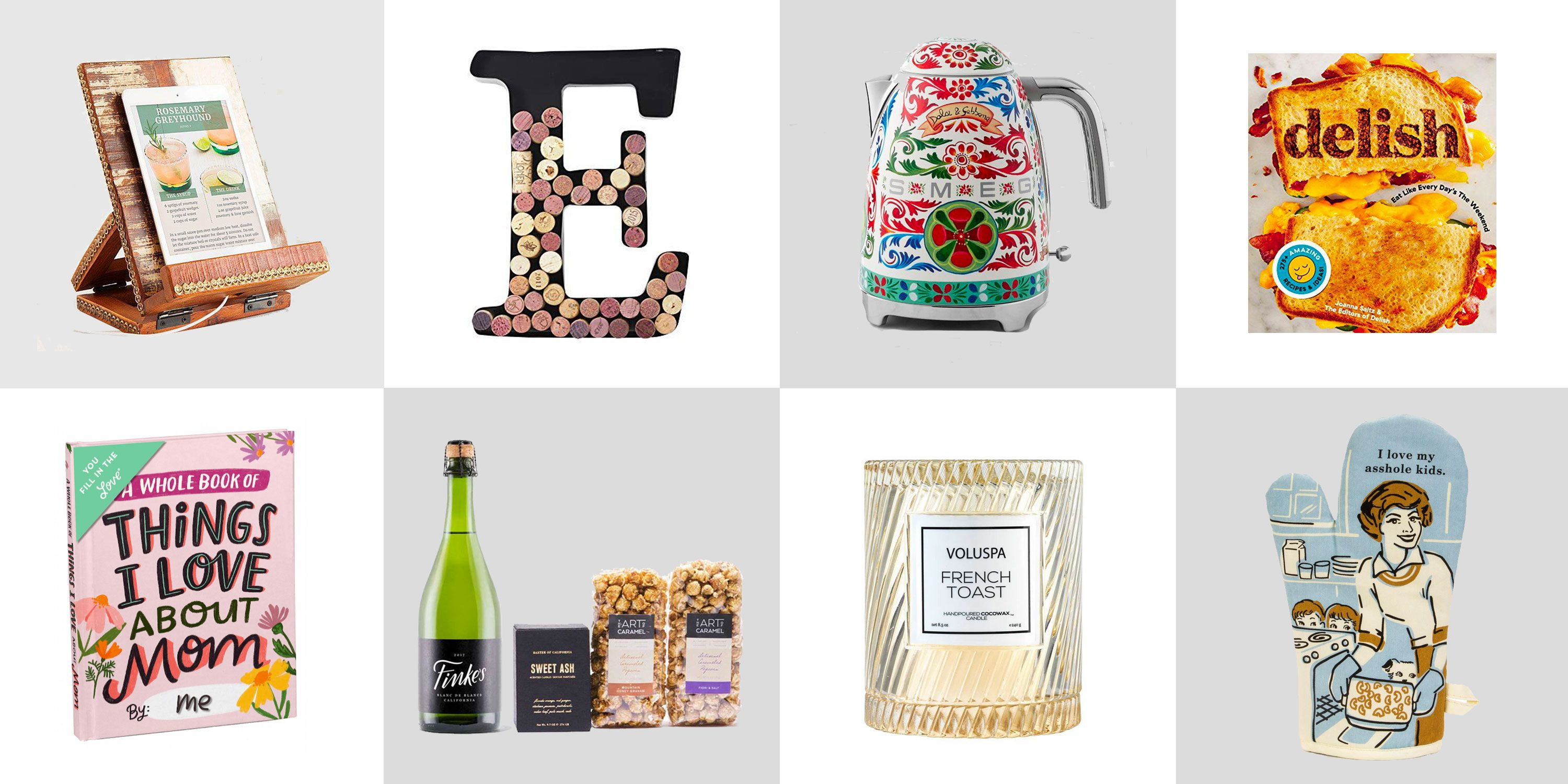image  sc 1 st  Delish.com & 20+ Best Mothers Day Food Gifts - Unique Mothers Day Gift Ideas