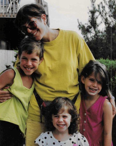 kara zauberman family photo