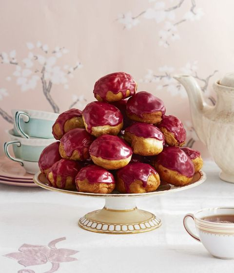 mothers day breakfast donuts