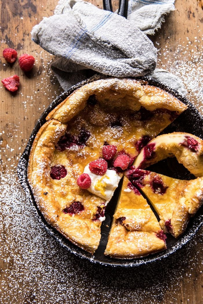 mothers day breakfast dutch baby