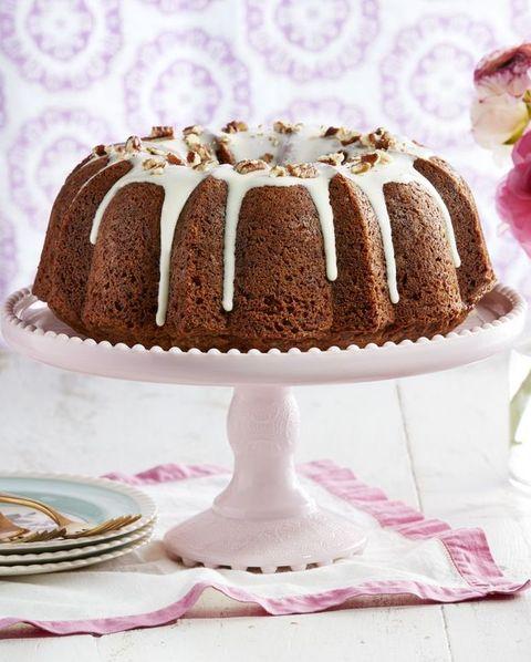 mothers day cake carrot bundt