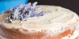 mothers day cakes vanilla lavender cake