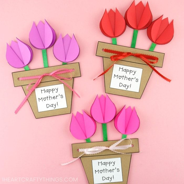 39cb3b342 48+ Mother's Day Crafts - Easy DIY Ideas Mother's Day Gifts