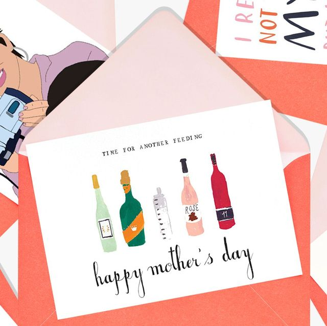 Brilliant 15 Best Mothers Day Cards For 2020 Fun Card Ideas For Moms Funny Birthday Cards Online Fluifree Goldxyz