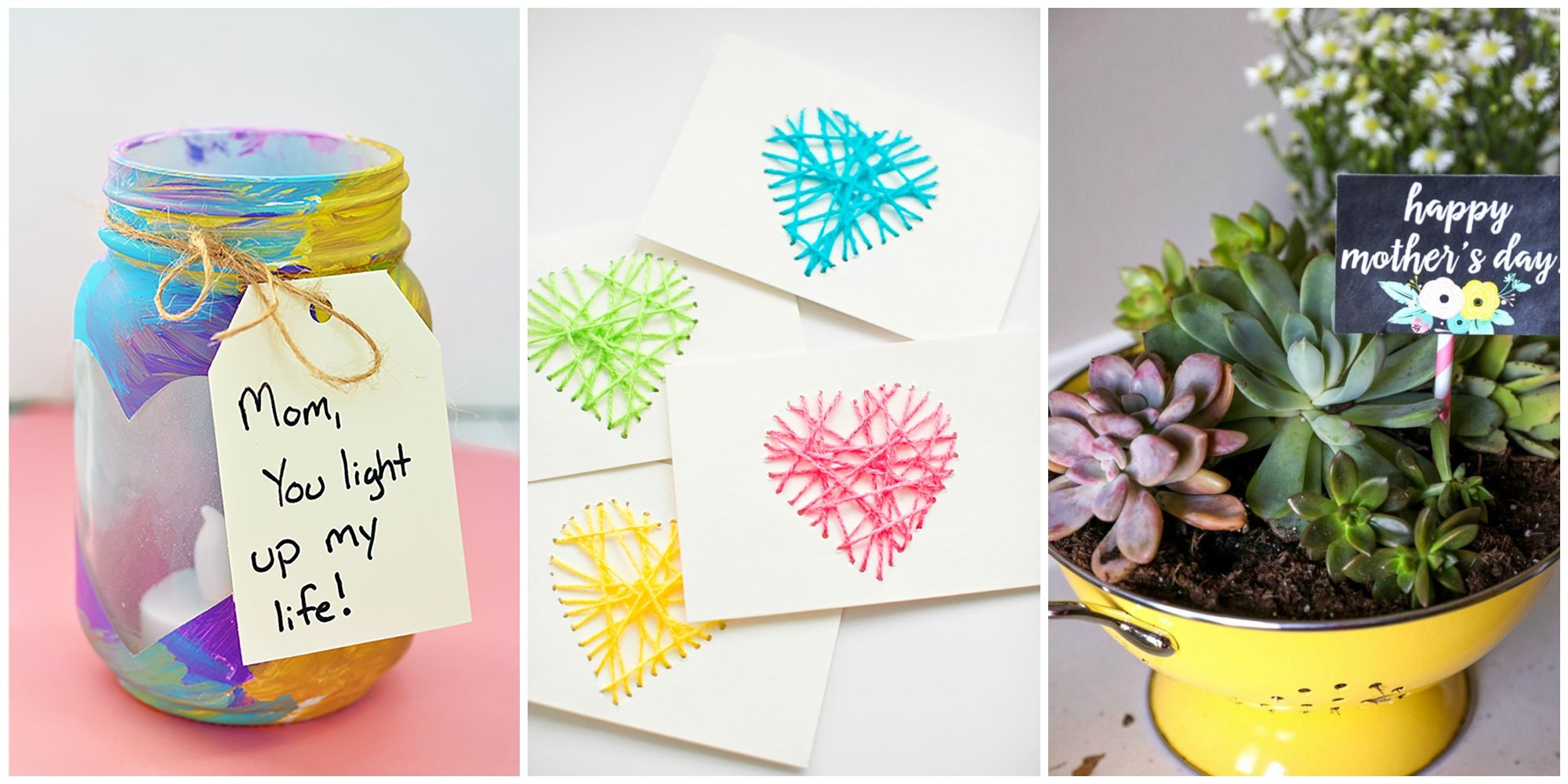34 Mothers Day Crafts Diy Ideas For Mothers Day Gifts Kids Can Make