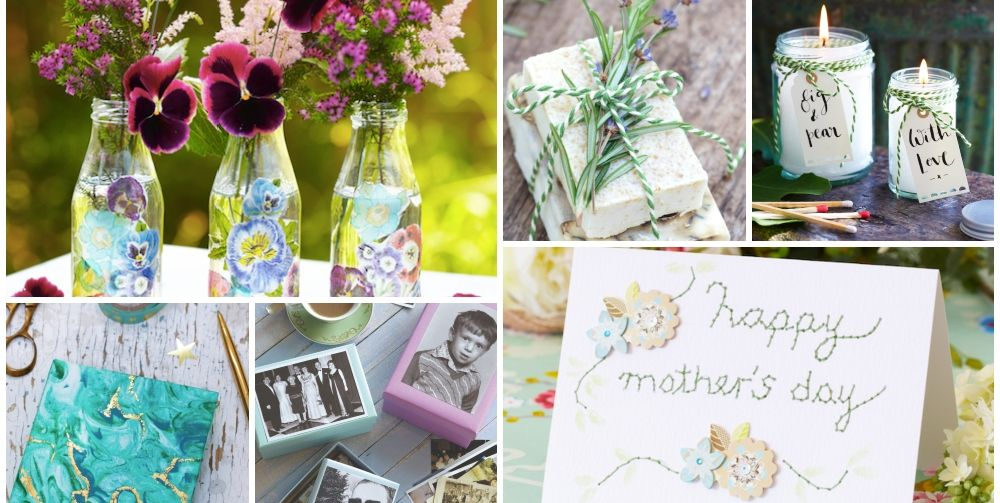 9 of the best craft projects that make thoughtful gifts for Mother's Day