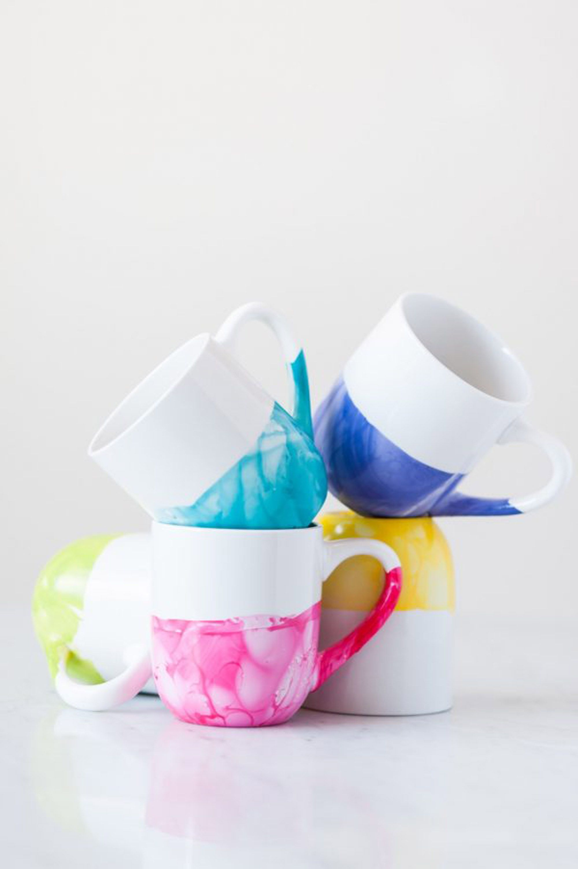 mothers day crafts kids mug