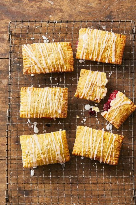 mothers day desserts - cranberry hand pies