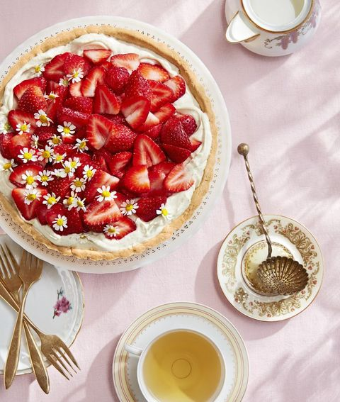 mothers day desserts tart