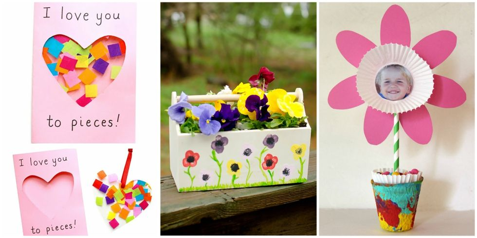 Mothers day gift ideas from toddler