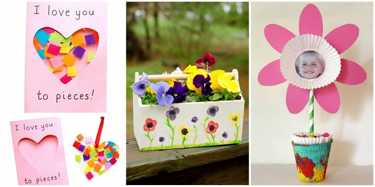 Mothers Day Gifts From Toddlers
