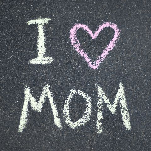 mothers day ideas during quarantine   sidewalk chalk