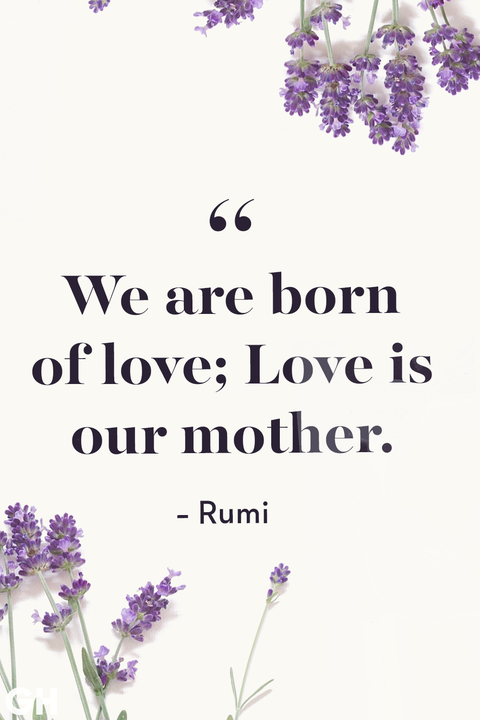 9e146c8e 30 Best Mother's Day Quotes - Heartfelt Mom Sayings and Poems for ...