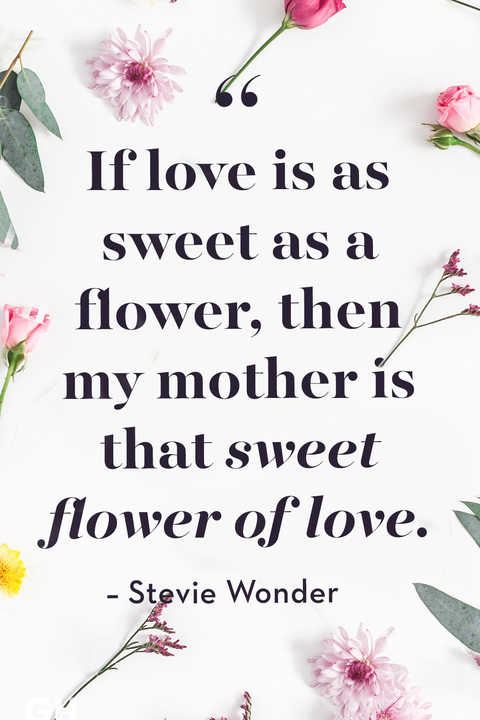 Mother's Day Quotes Stevie Wonder