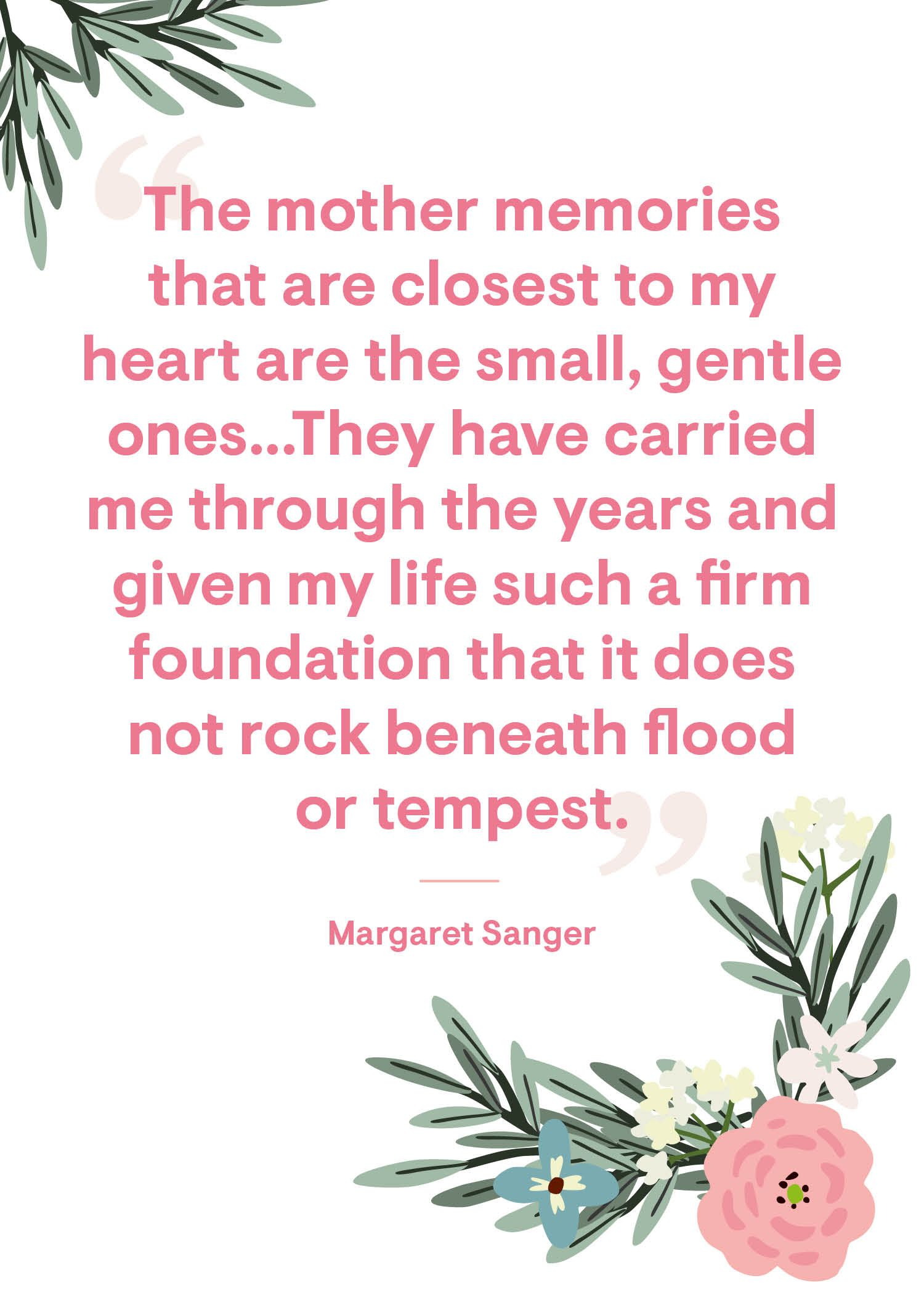 Fantastic 50 Best Mothers Day Quotes Inspiring Quotes About Moms Funny Birthday Cards Online Alyptdamsfinfo